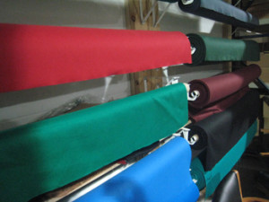 Pool table refelting with Manchester Pool Table Repair