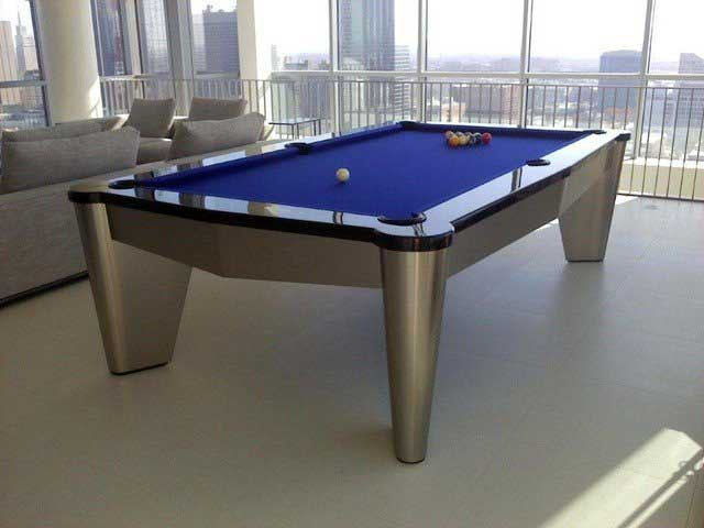 Manchester pool table repair and services