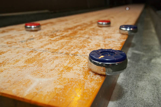 SOLO® Shuffleboard Movers Manchester, New Hampshire.